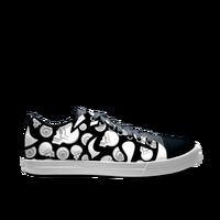 合作设计师羅Asura骷髅系列自由涂鸦男款低帮鞋