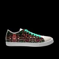 合作设计师MoraBaby斑斓系列自由涂鸦女款低帮鞋