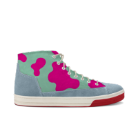 轻效滑板涂鸦鞋redcash