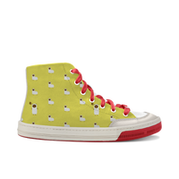 Slide lite hitop paint neo 轻效滑板涂鸦鞋