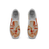 Slip-on Sneakers Paint 涂鸦运动便鞋 男