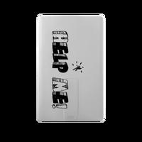 地心引力 8G 彩印卡片式U盘