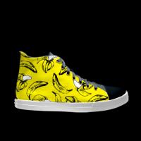 黑白躁动 - banana 自由涂鸦