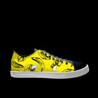 黑白躁动-banana 情侣 自由涂鸦
