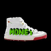 高帮涂鸦 轻效滑板鞋 中性