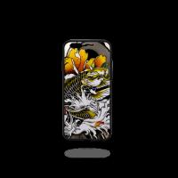 iphone6 黑边软壳 UV彩印